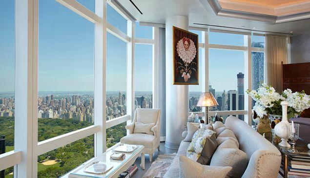 These views don't come cheap... *(Brown Harris Stevens)