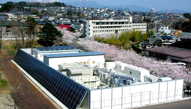 Microgrids like this one in Sendai, Japan may soon be commonplace around New York State. (Photo: Google Commons)