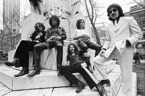 Blue Öyster Cult 1972-1975: Midnight in the Garden of Leather'n'Evil