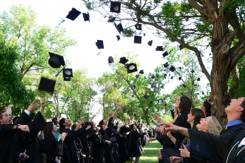 Don't Drop Out: Why There's Still Value in College