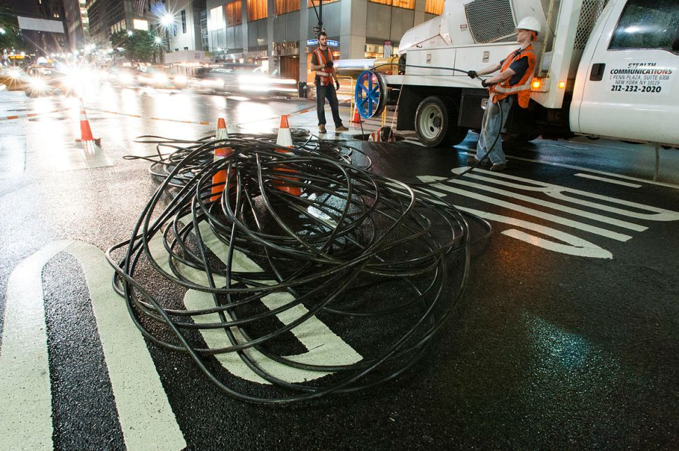 BREAKING: New York City Finally Gets Serious About Broadband in Brooklyn and Queens