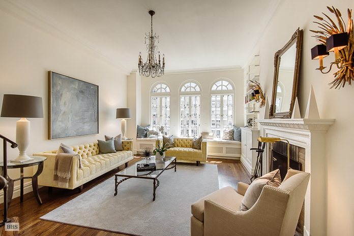 <em>Sex and the City's</em> Candace Bushnell Lists Greenwich Village Co-op for $2.6M