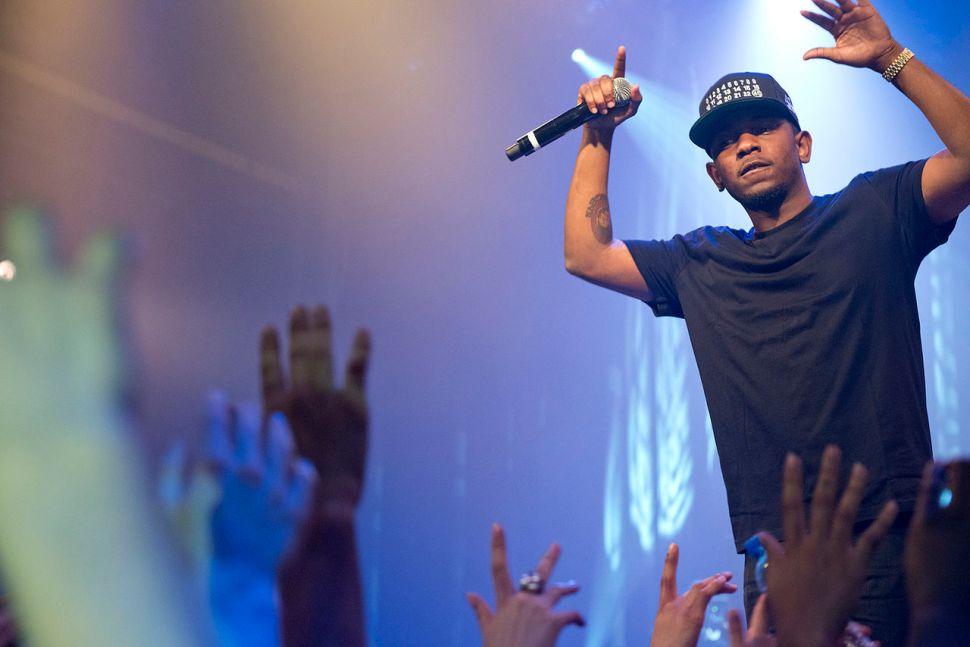 Photographer Sues Rapper Kendrick Lamar Over Breastfeeding Pic