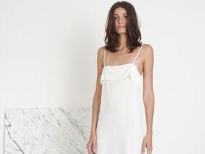 Apiece Apart Luna Slip Dress, $380, ApieceApart.com (Photo: VIa ApieceApart.com)