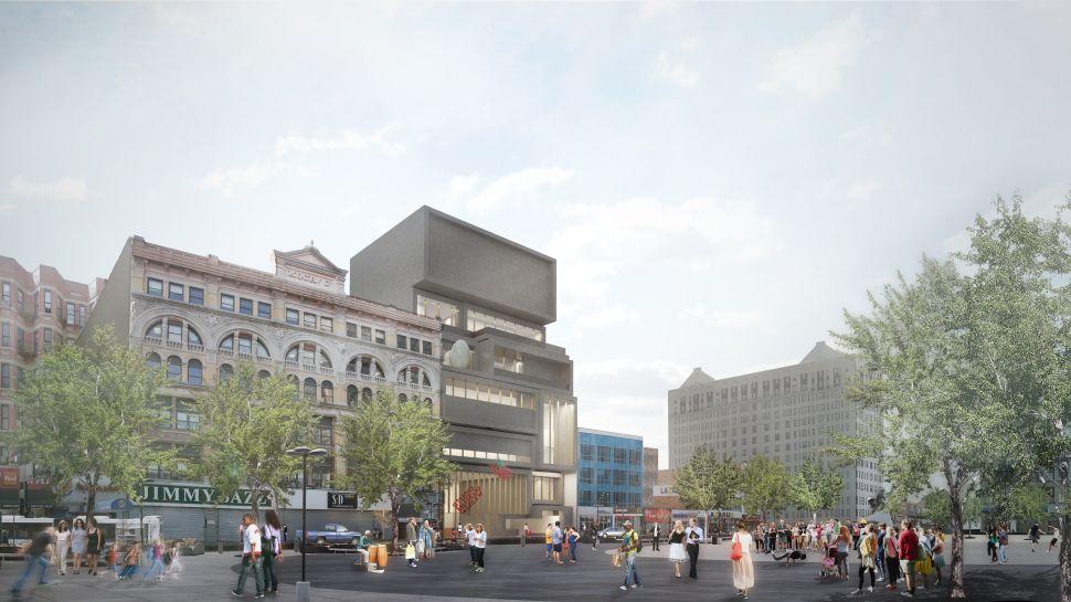 The Studio Museum Grows in Harlem