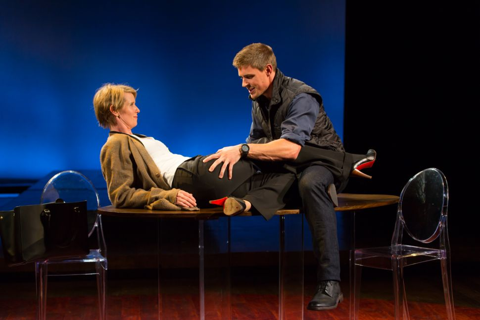 Cynthia Nixon and Penny Fuller Star in 'Kinship' at the Williamstown Theatre Festival