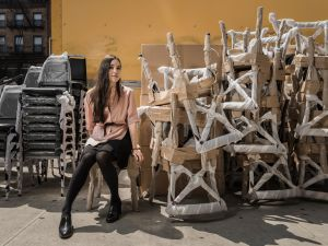 Alexandra Kleeman's debut novel comes out next month. (Photo: Sasha Maslov)
