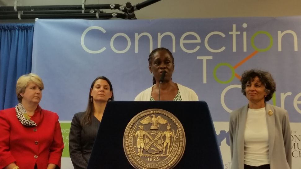 Chirlane McCray Opens Up About Her Parents' Depression