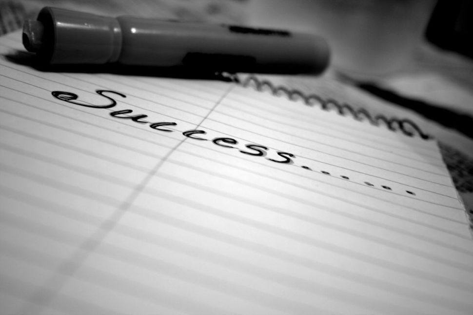 Why Do Some People Always Succeed?