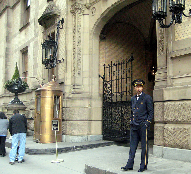 Virtual Doorman and Concierge Service Team Up to Court the Amenity-Deprived