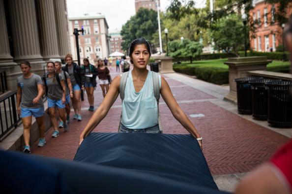 Camille Paglia: Columbia Anti-Rape Mattress Project Is Not Feminism