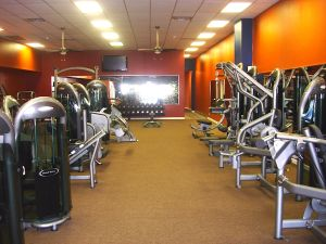 Empty Fitness center. (Photo: Abel Gomez/ Flickr)