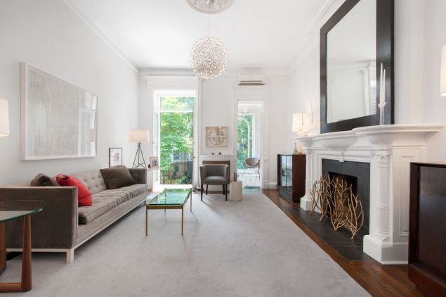 Warm Welcome: An Upper West Side Townhouse With Classic Appeal