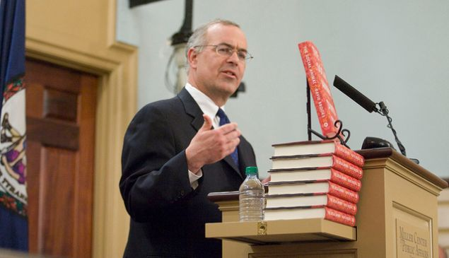 David Brooks wrote a column about race, and Twitter erupted accordingly. (Photo: Flickr Creative Commons)