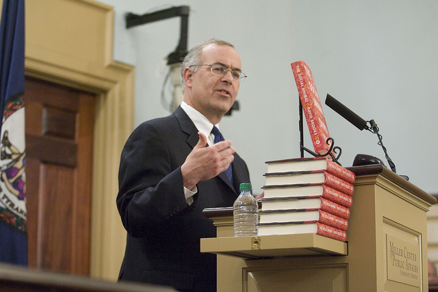 David Brooks Writes About Race 'While White,' Twitter Erupts
