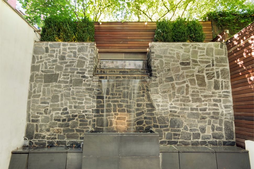 West Village Townhouse With Remote-Controlled Waterfall Sells for $18.1M