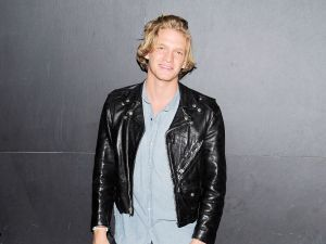 """Cody Simpson== The Cinema Society & Audi host the after party for Marvel's ÒAnt-Man""""== Rooftop at the Knickerbocker Hotel, NYC== July 13, 2015== ©Patrick McMullan== Photo - Nicholas Hunt / PatrickMcMullan.com== =="""
