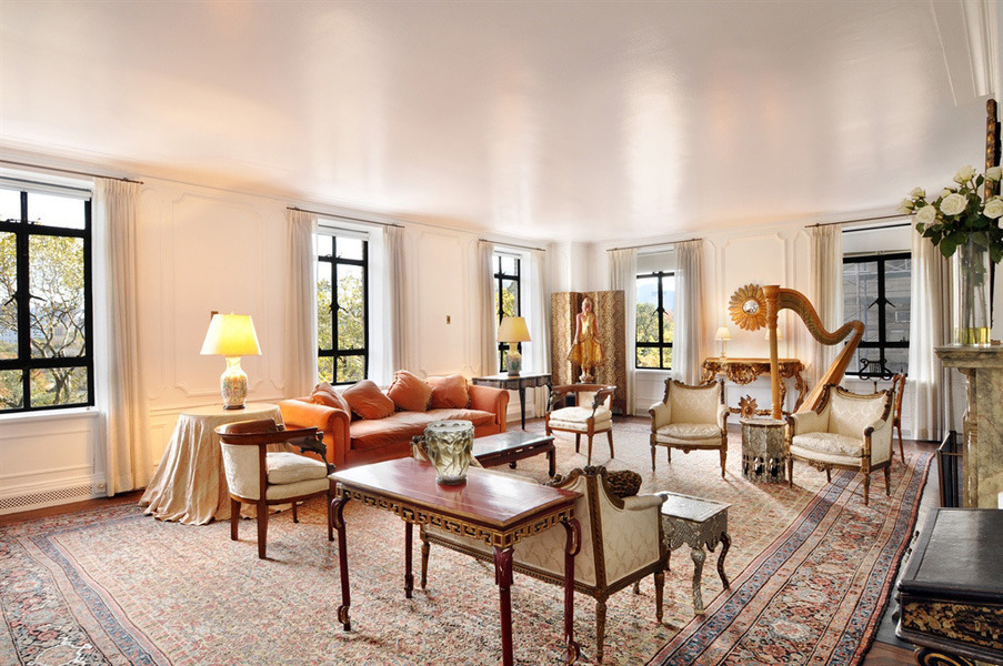 A House Divided: César Pelli Drops $17.9M on San Remo Pad That Set Off Family Feud