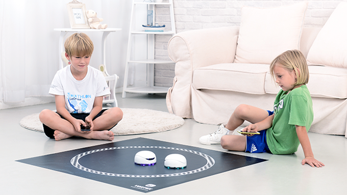 The Future of Toys? Ones Kids Program Themselves