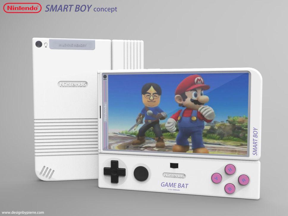 My Nintendo PDA Dream Come True