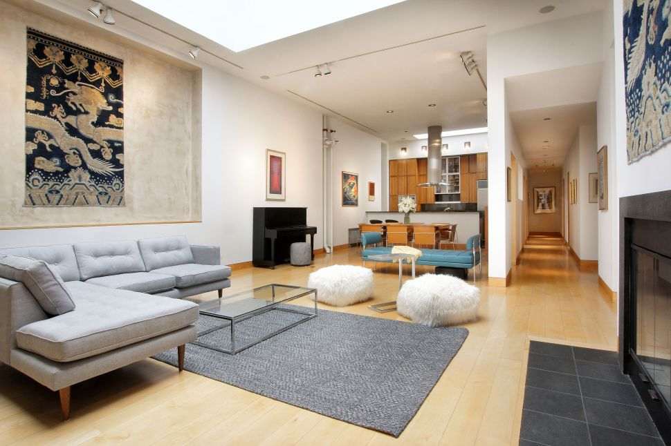 Off the Wall: a Soho Loft Presents Plenty of Reconfiguration Options for $5.89M