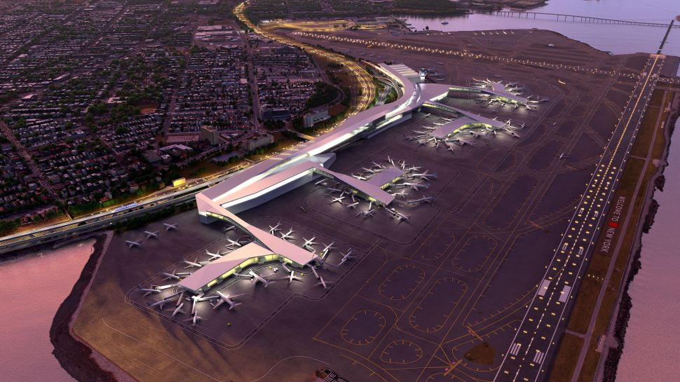 LaGuardia Airport's New $4.2B Terminal Cleared for Landing