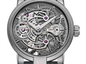 Armin Strom Skeleton Pure Air, $33,400.