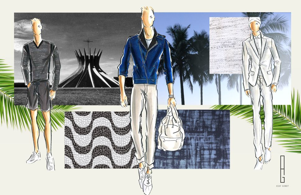Preview 10 Men's Fashion Week Shows Before They Hit the Runway