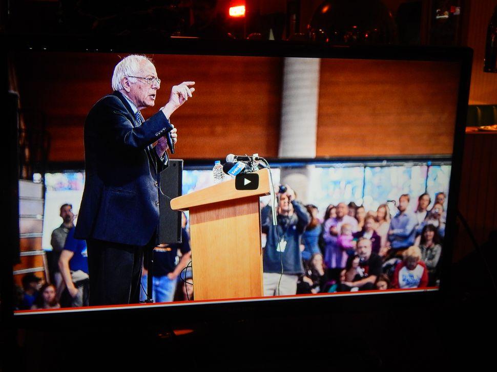 How The Media Missed Bernie Sanders
