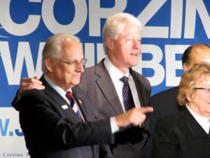 Bill Clinton Coming to New Jersey