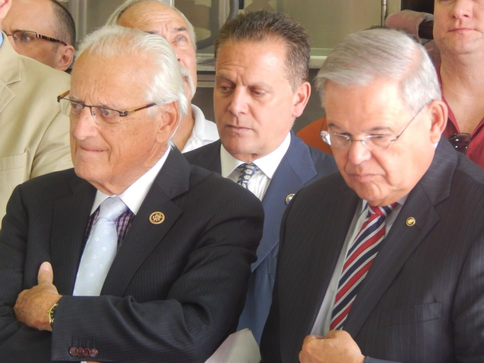 Booker for VP? Pascrell doubtful about an all-Northeast prez ticket