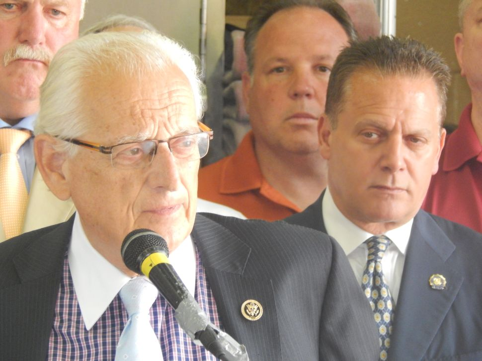 Nine Campaign Seasons that Sharpened the Career of Bill Pascrell