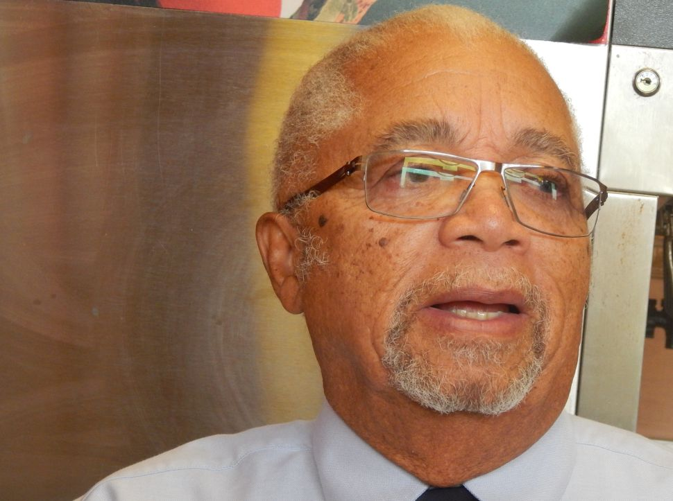 Bill Payne, the 1966 South Ward Race, and the Rise of Donald Payne and Sharpe James