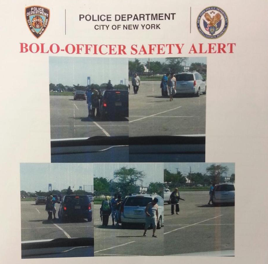 UPDATED: Bridge Lanes Closed as BOLO Issued for Possible Terrorists on Staten Island