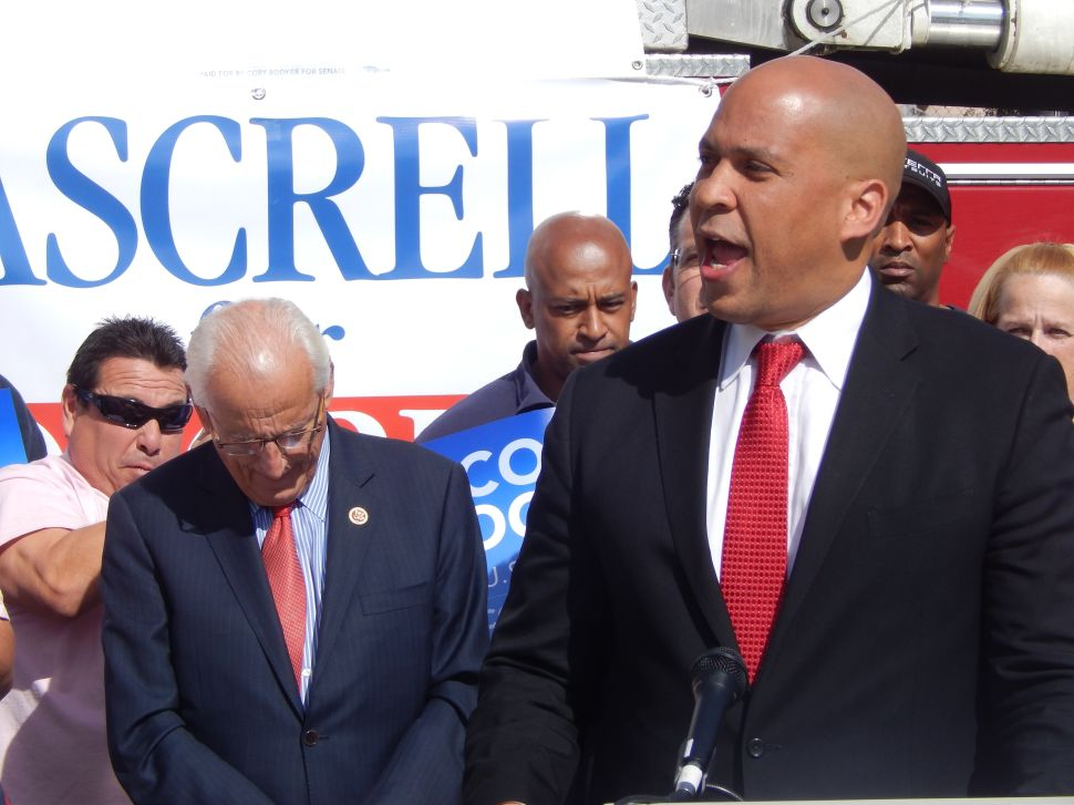 How Should U.S. Senator Cory Booker Vote on the Iran Nuclear Deal?