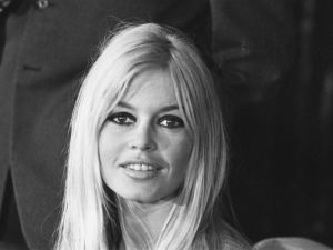 4th September 1966: French actress Brigitte Bardot at a press conference in London. (Photo by Len Trievnor/Express/Getty Images)