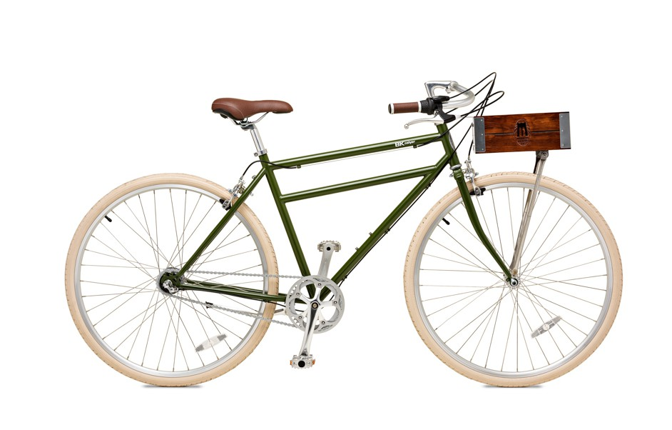 Roll Through New York on This Stylish Boho Bike