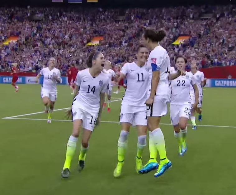 World Cup 2015: Why We Love the U.S. Women's National Team