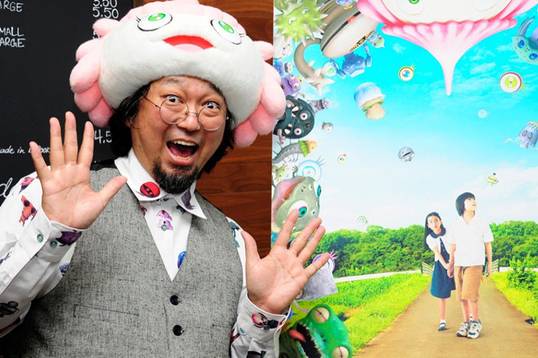 A Chat With Superstar Takashi Murakami, Dressed as a Jellyfish (Him, Not Us)