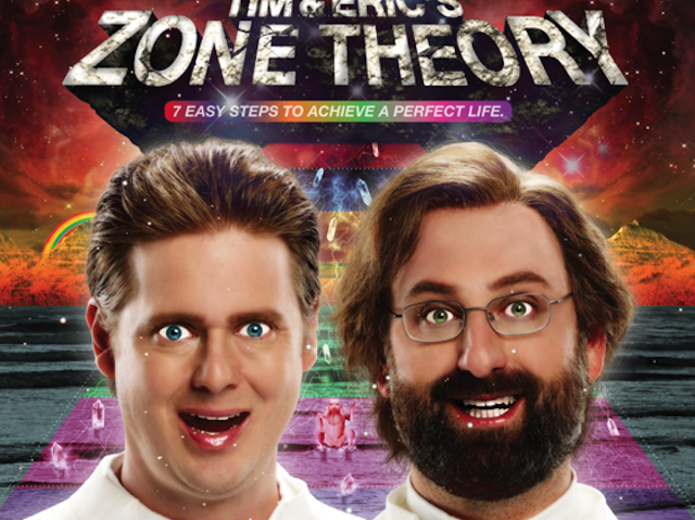 Going Weird: An Interview With Tim & Eric About Their New Cult Satire 'Zone Theory'