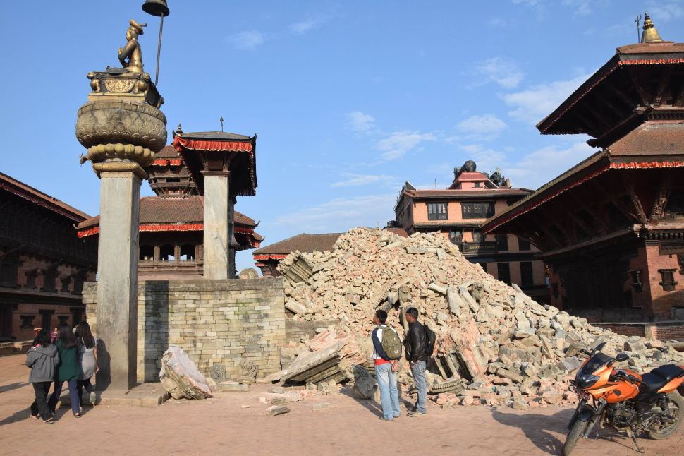 Nepal's Cultural Sites After the Earthquake: Rubin Museum Shares New Photos