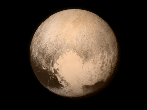 Pluto flyby from New Horizon (Photo: NASA)