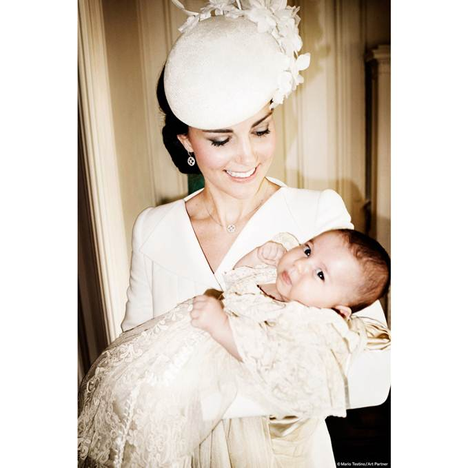 Kate Middleton and Princess Charlotte Pose for Edgy Fashion Photos