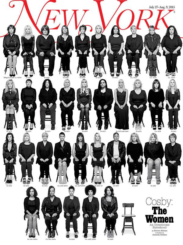 NY Mag Lost Over 500,000 Page Views on Cosby Cover Story During DDoS Attack