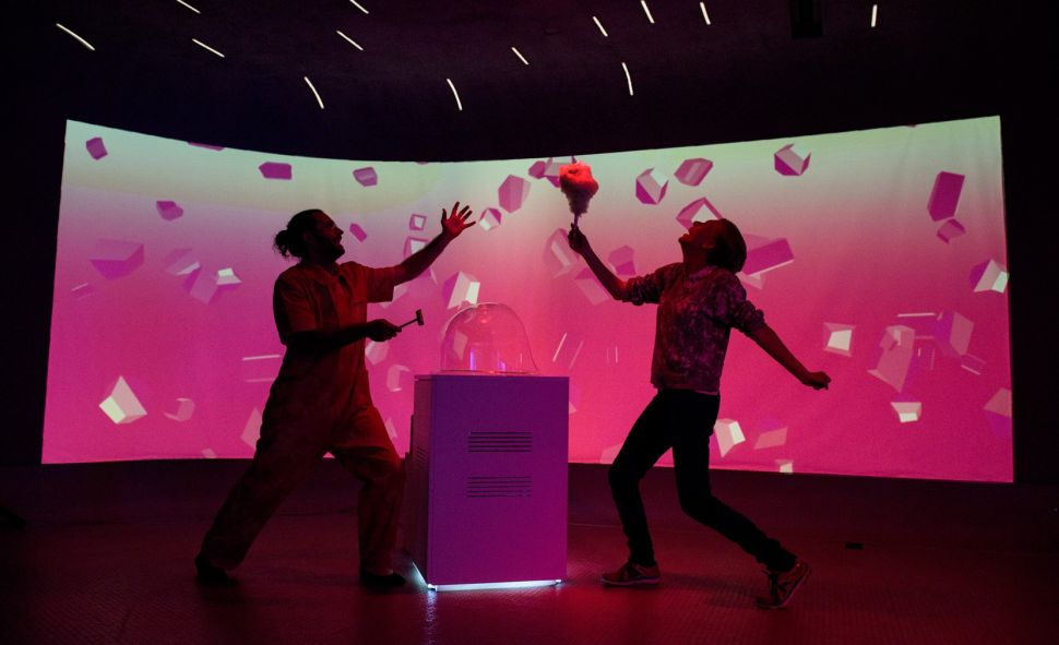 The New Museum Unveils Projects Born of its Mod 'New Inc.' Tech Incubator