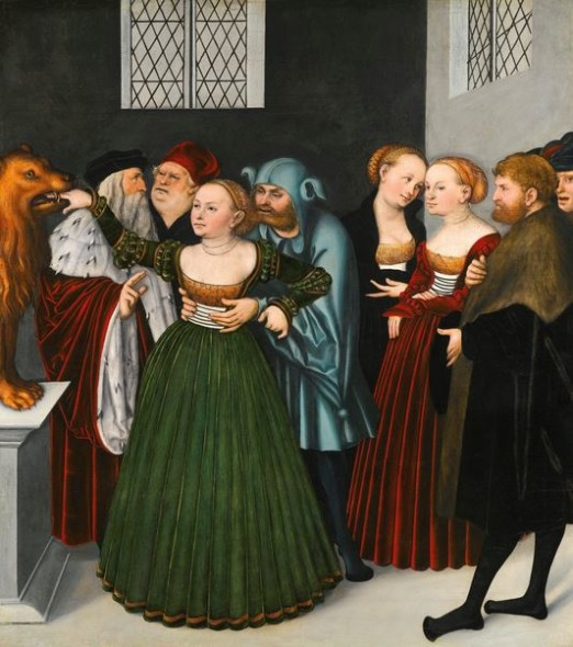 How to Tell if She's Cheating, 16th-Century Style