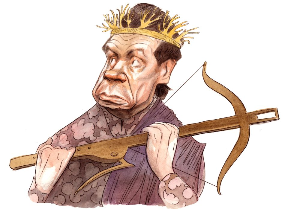 Everybody Hates Andrew: See Gov. Cuomo as Nucky, Joffrey Baratheon and King Kong