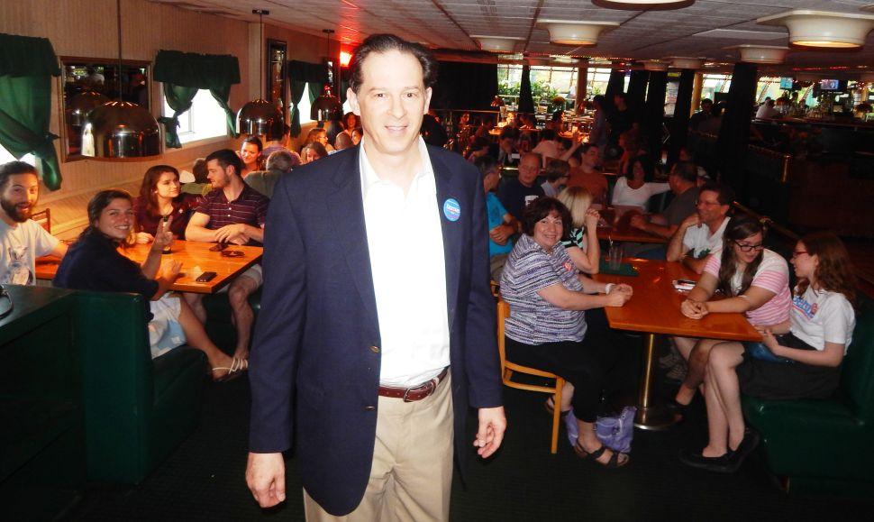 Bernie Sanders Backers Organize Around New Jersey for 2016 Dem Prez Candidate