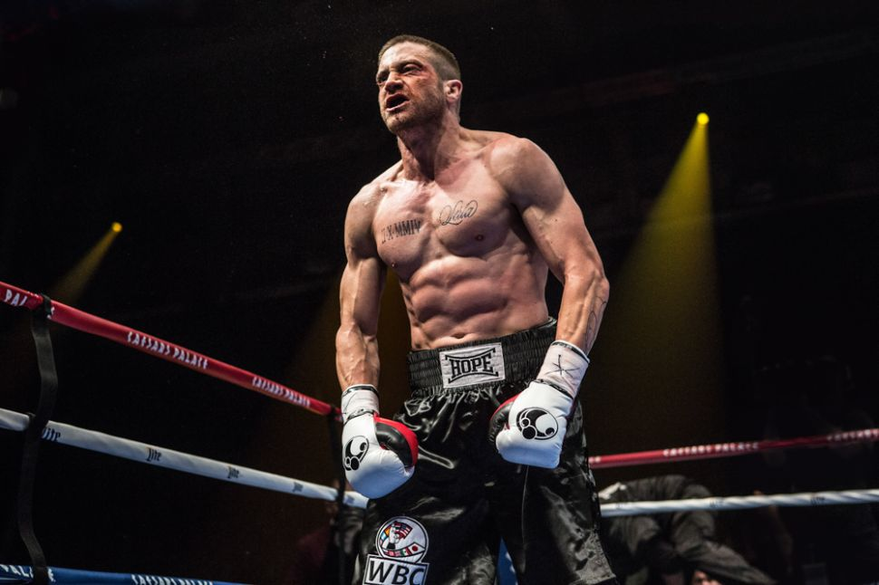 In 'Southpaw,' Jake Gyllenhaal Punches His Way to the Performance of a Career
