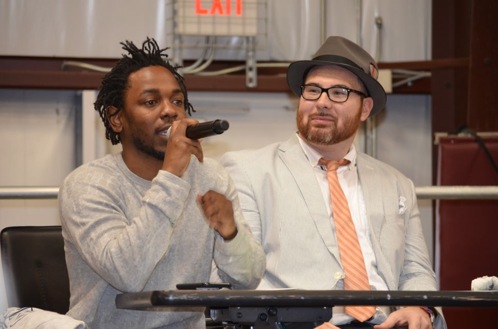 Teaching Kendrick Lamar and Social Justice in and Outside the Classroom